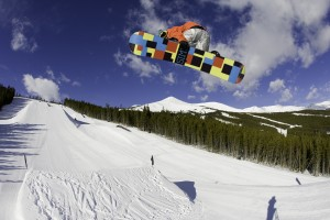 Breckenridge is a hotspot for 20something skiers and snowboarders