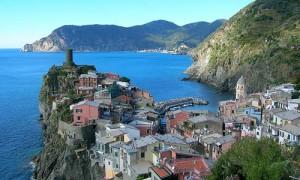 Cinque Terra in Italy