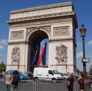 Arc de Triomphe by Emily Gerson