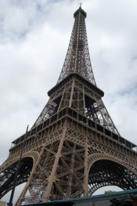 The Eiffel Tower by Emily Gerson