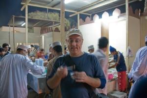 Gary Arndt in Muscat, Oman