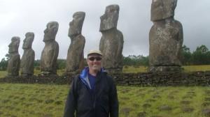 Gary Arndt on Easter Island