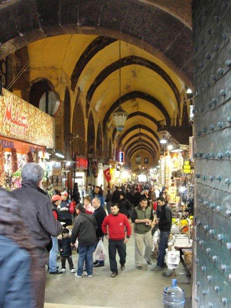 Istanbul spice market 5