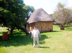 Don Nadeau in South Africa