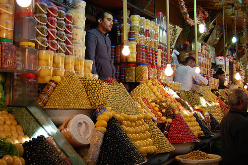 Market in Morocco 3