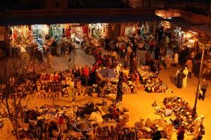 Markets in Marrakesh 2