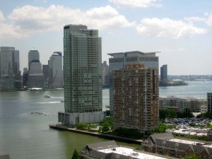 View at Westin Jersey City