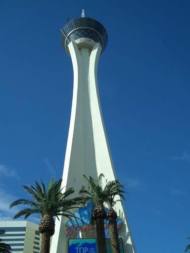 Stratosphere Las Vegas. Stratosphere in Las Vegas