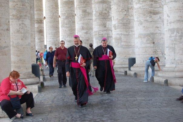 Vatican priests