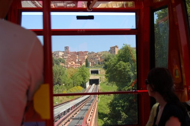MiniMetro in Perugia
