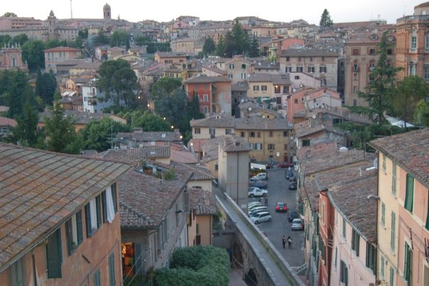 Houses in Perugia