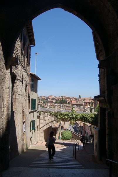 Perugia aqueduct
