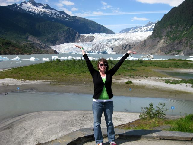 Amanda in Alaska