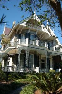 New Orleans Garden District home