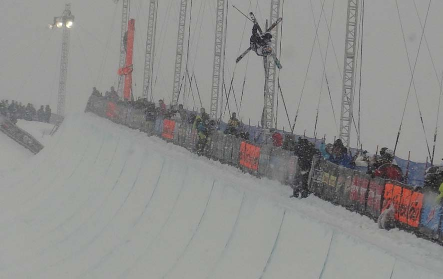 Dew Tour in Breckenridge, Colorado
