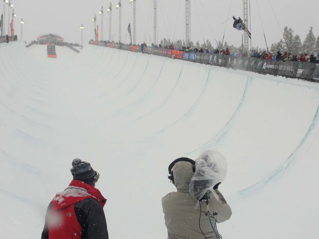 Dew Tour in Breckenridge, CO
