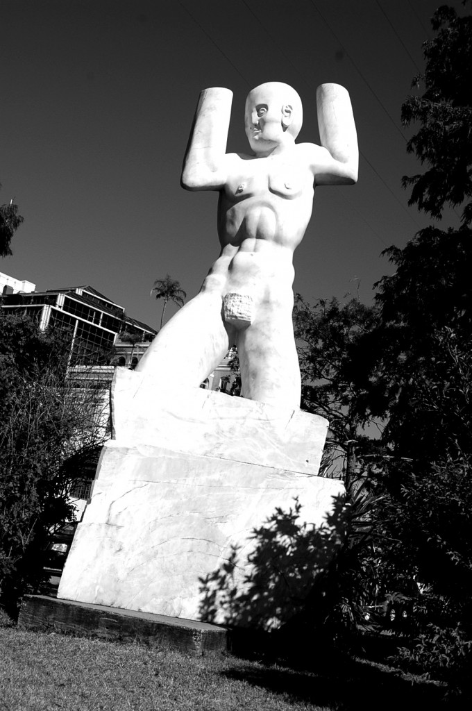 Statue in New Orleans, Louisiana