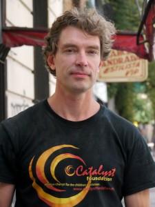 Roadmonkey founder and CEO Paul von Zielbauer