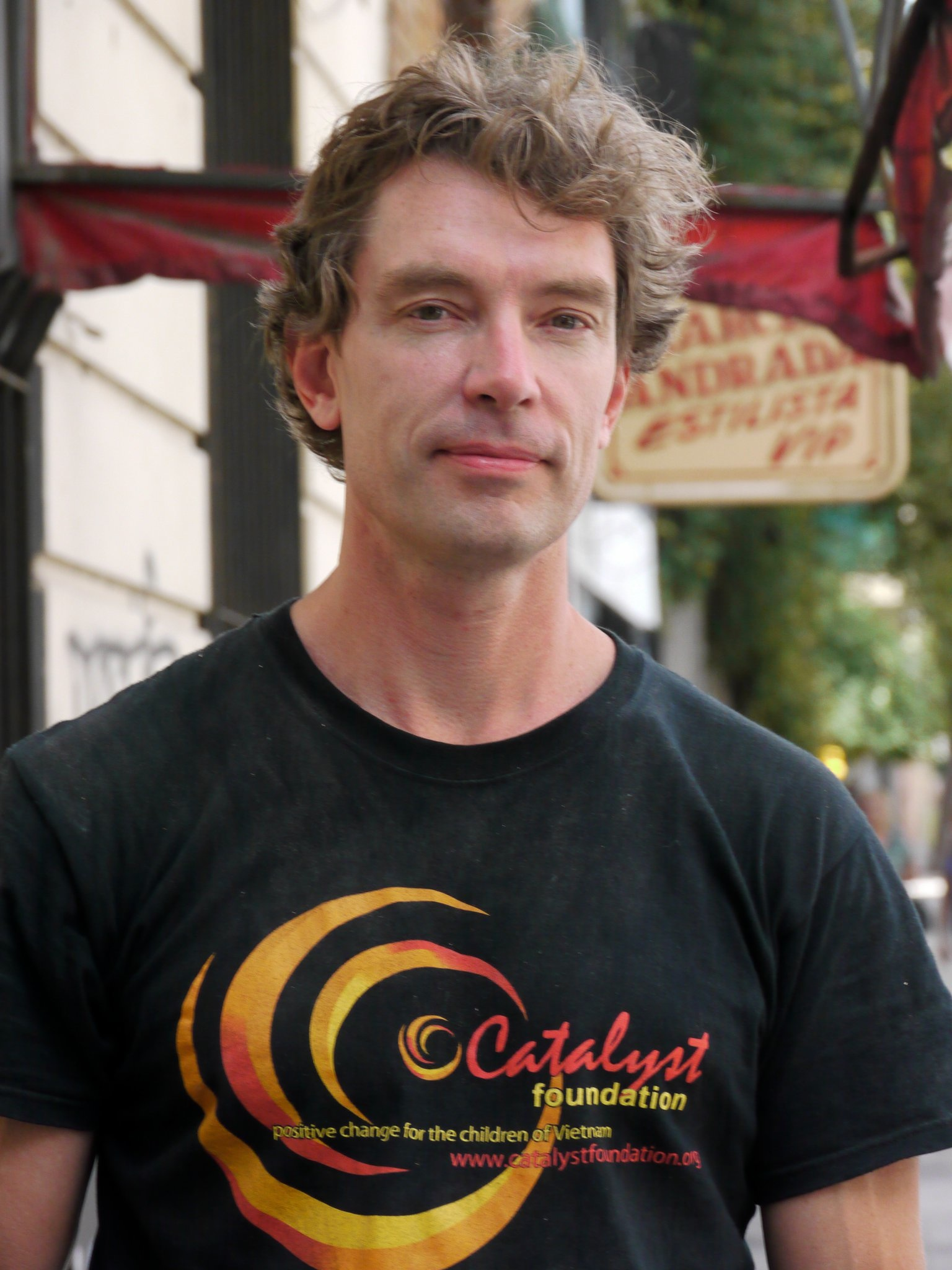 Roadmonkey founder and CEO Paul von Zielbauer