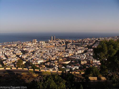 Santa Cruz in Tenerife