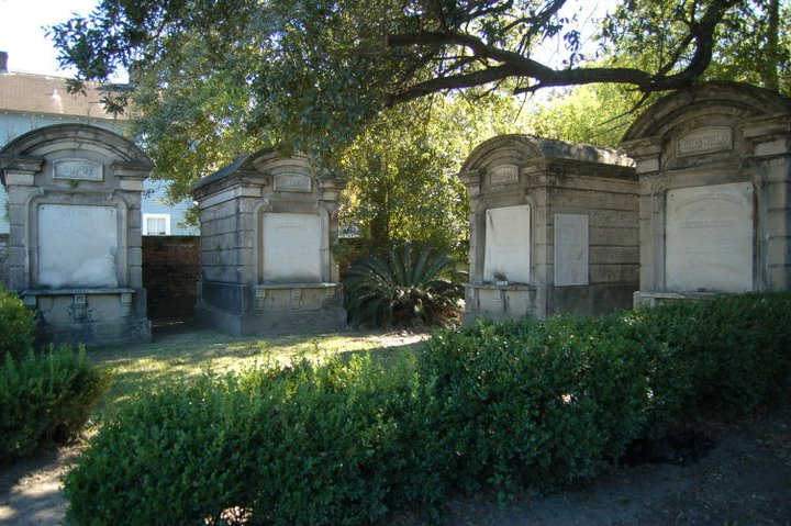 Lafayette Cemetery http://maiden-voyage-travel.com/1 in New Orleans