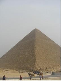 Pyramid in English