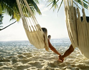 Honeymoon at the beach