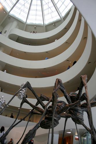 Guggenheim in New York City