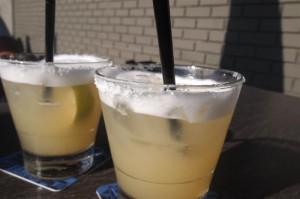 Margaritas in Vancouver by Natalie Taylor