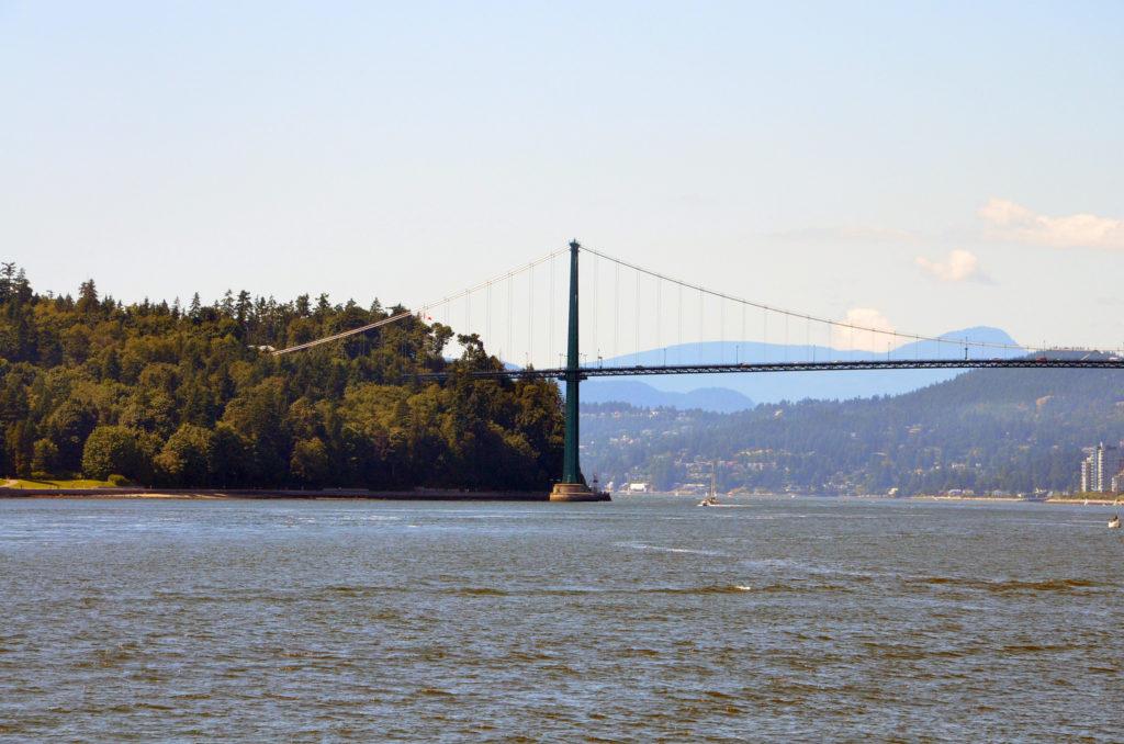 Vancouver harbor cruise