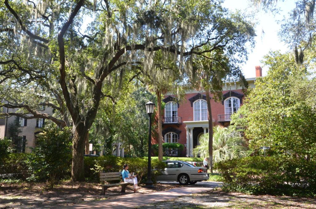 Beautiful house in Savannah