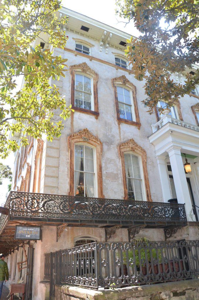 Architecture in Savannah, Georgia