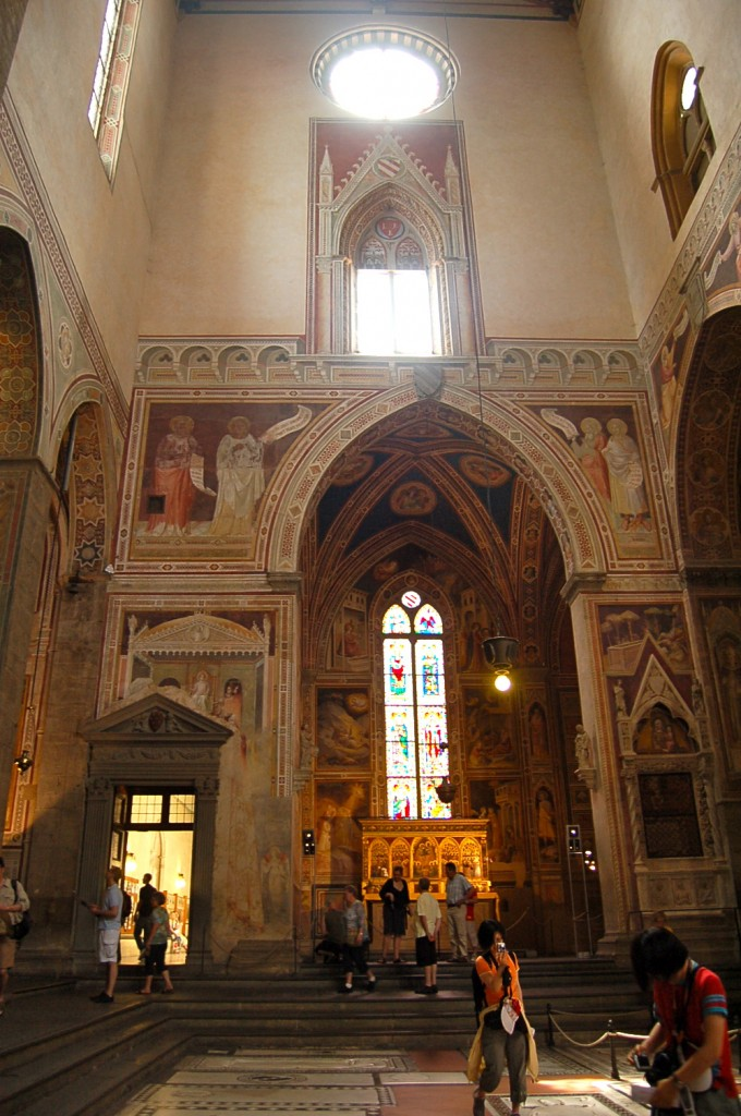 Basilica de Santa Croce in Florence