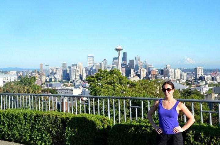 Emily in Seattle