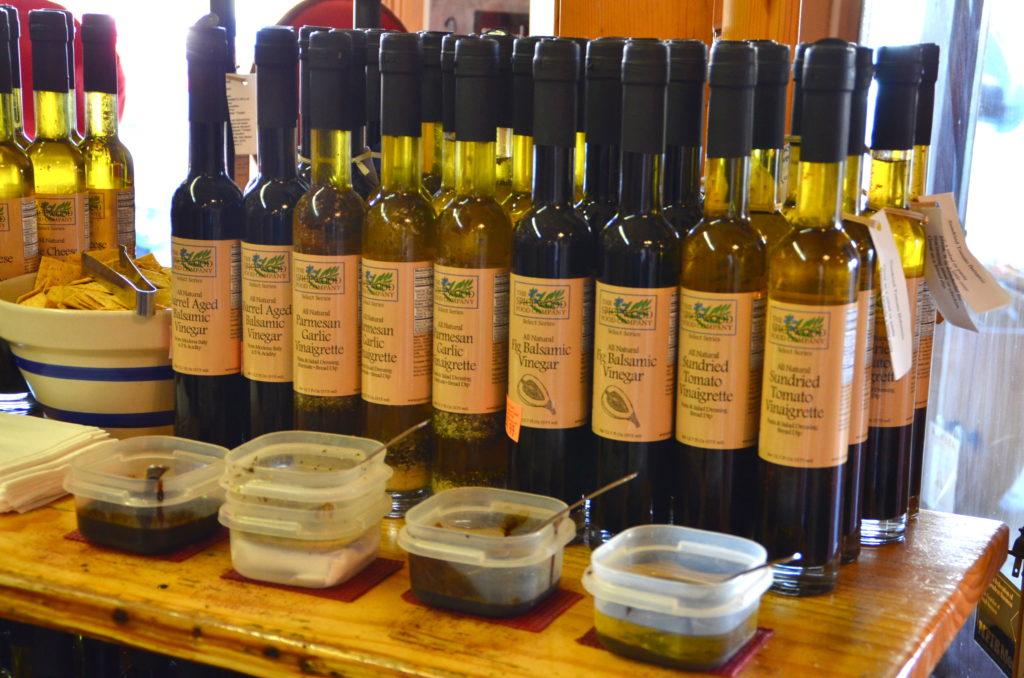 Oils at Rustlin' Robs in Fredericksburg