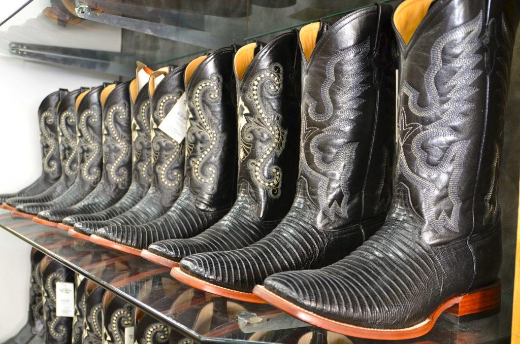 Cowboy boots in Fredericksburg, TX