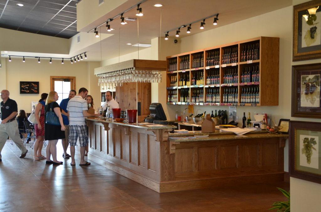Messina Hof Winery in Fredericksburg, TX