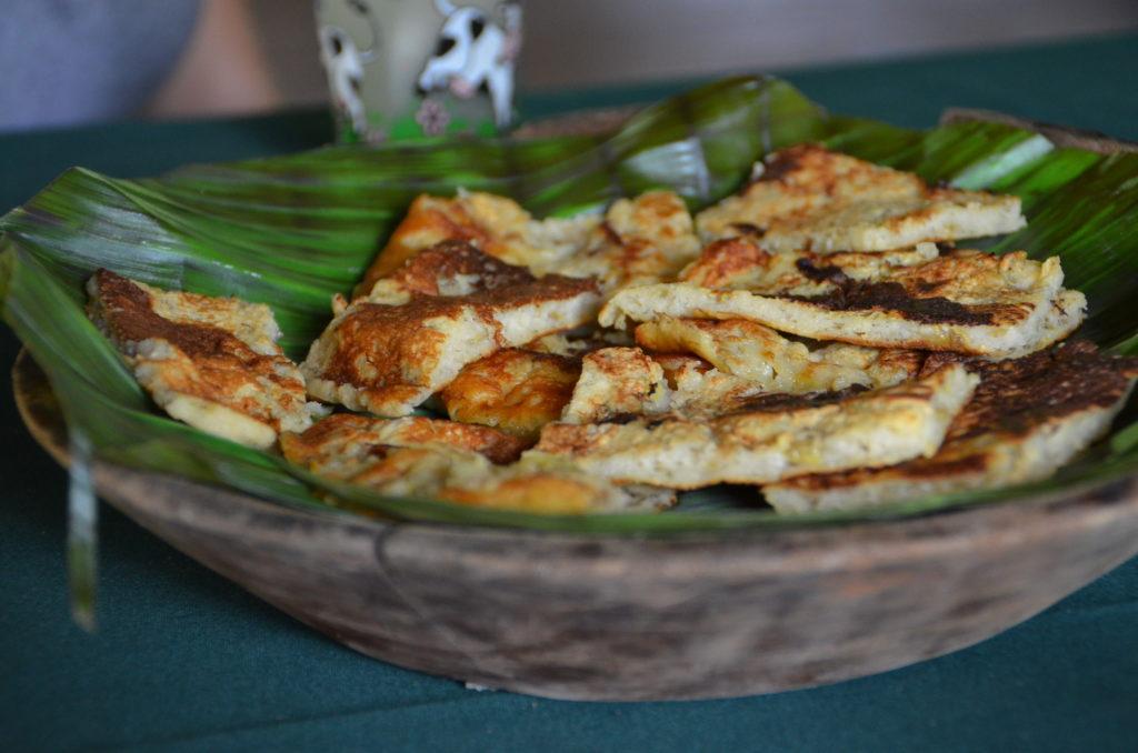 Bribri pancakes