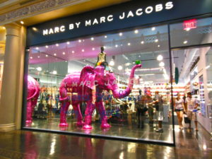 Marc Jacobs in Vegas