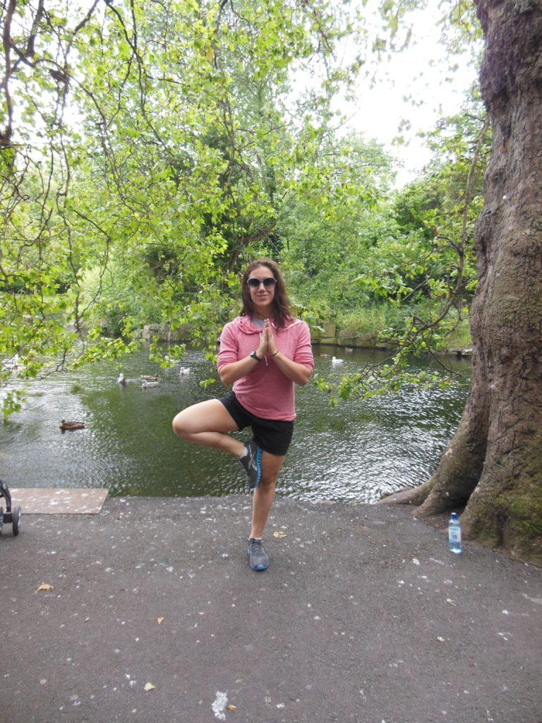 Emily in Dublin
