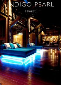 Indigo Pearl Resort Phuket Lobby