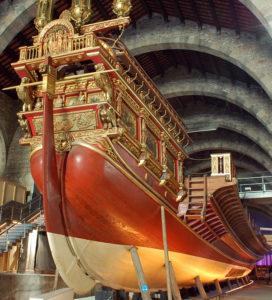 Don Juan galley boat