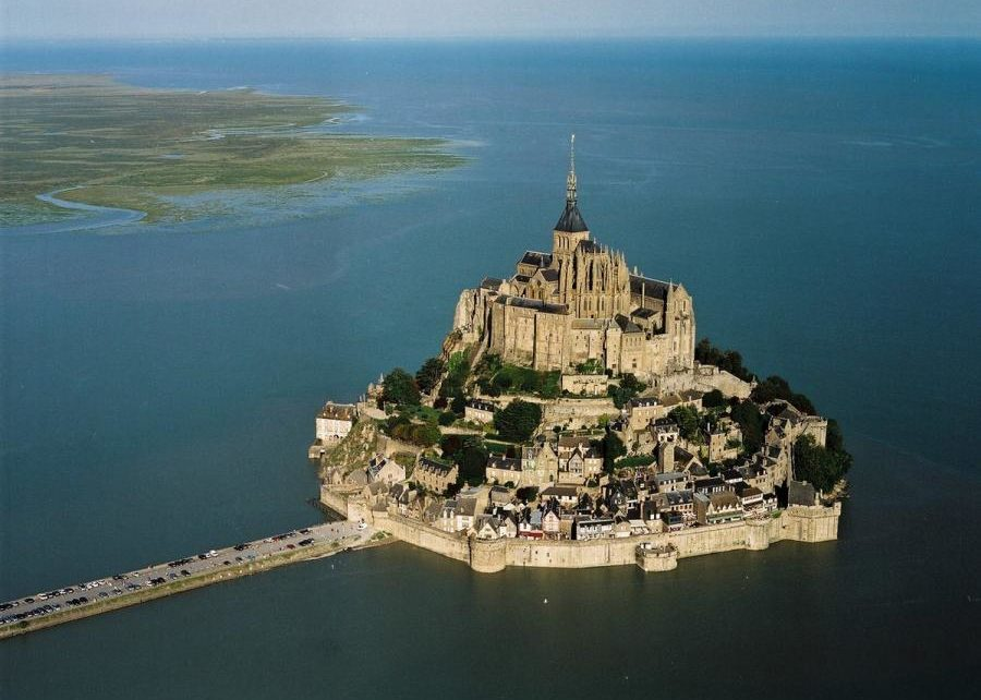 Mont Saint Michel Castle
