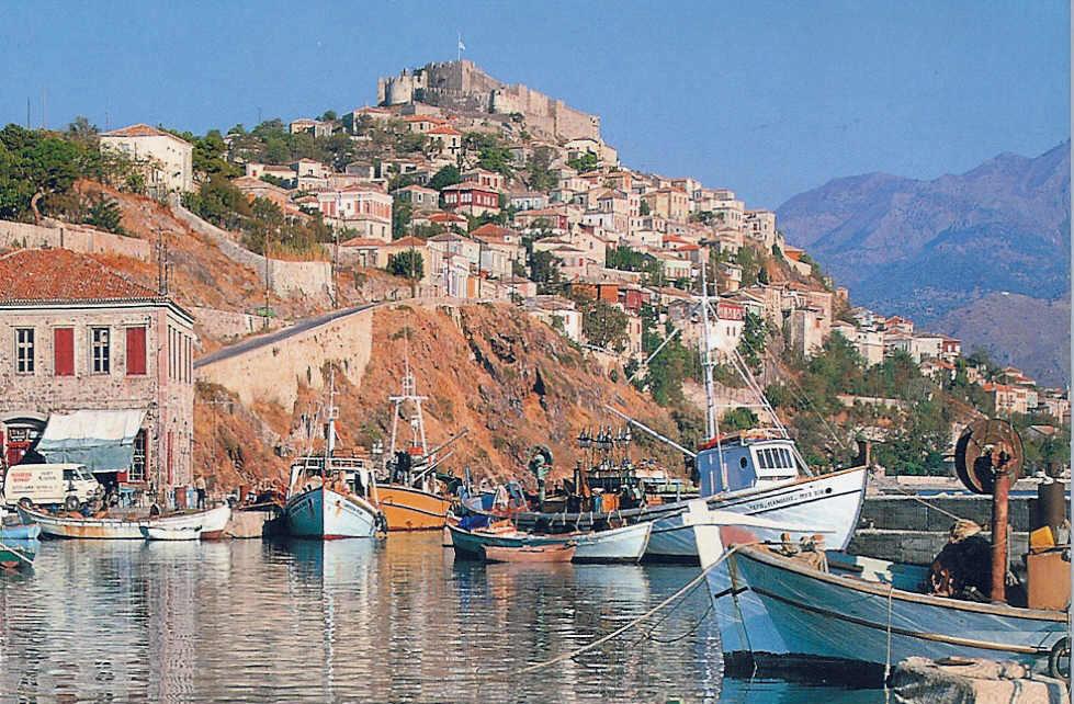 lesvos island greece