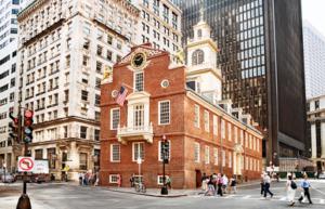 A Revolutionary Stay in Boston