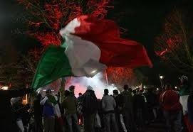 Italian People together