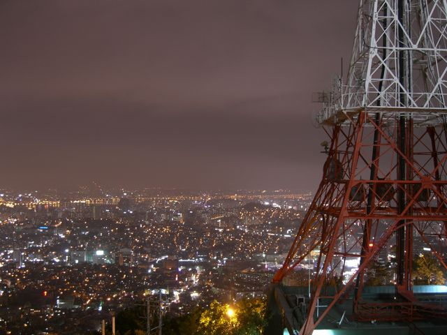 seoul tower korea