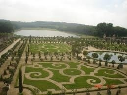 Versailles from the outside