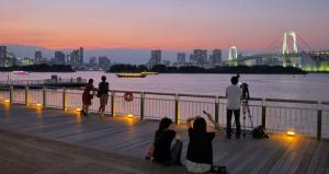 romance in tokyo