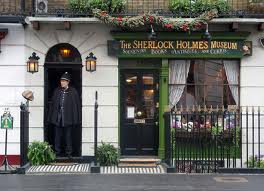 sherlock homes' museum